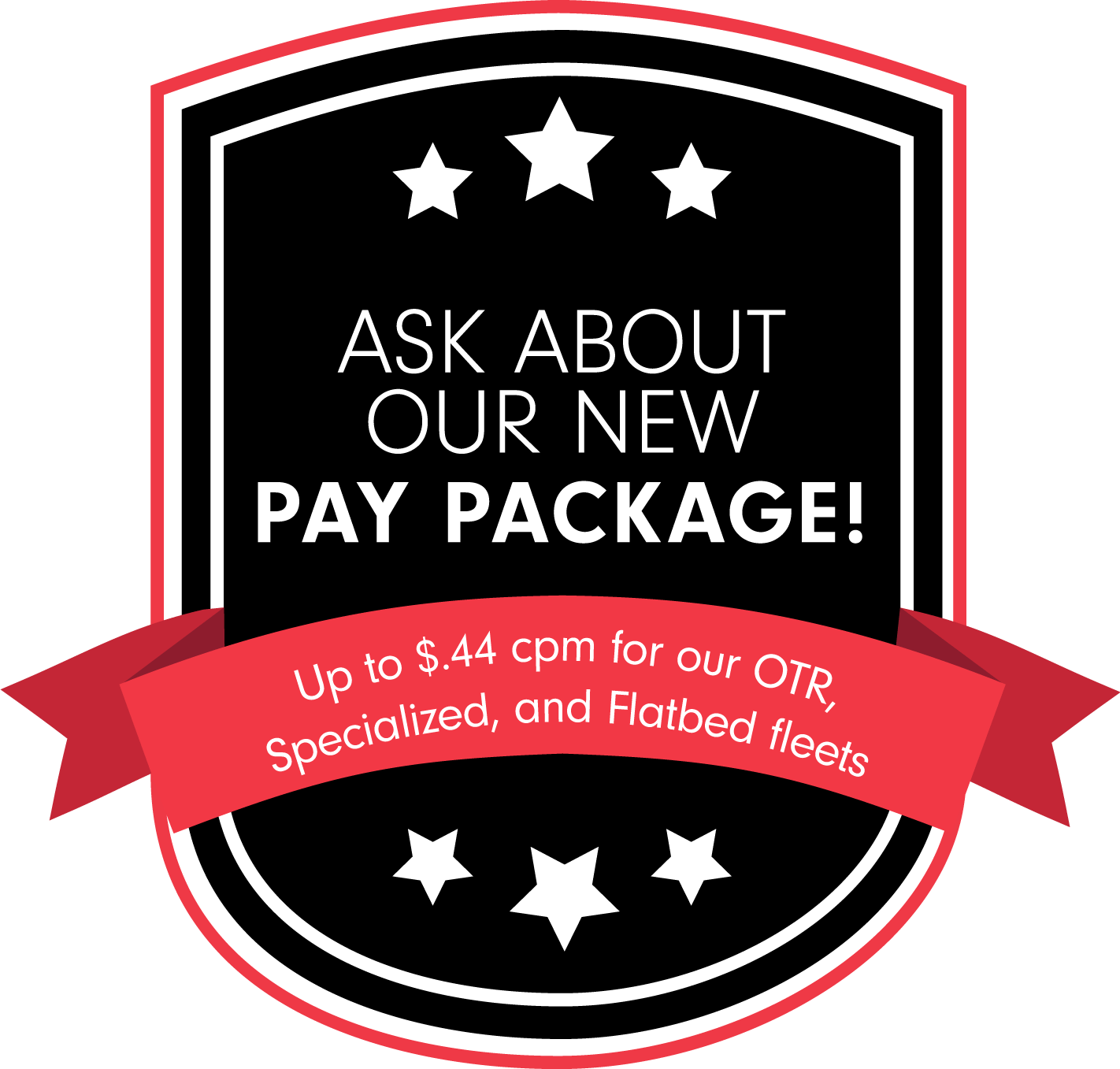Pay Package Badge