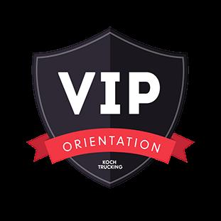 VIP Orientation